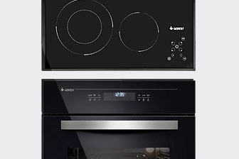 Built-in hobs and ovens - фото