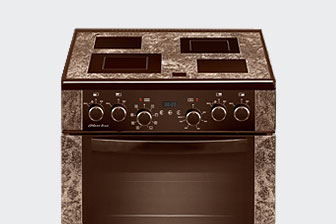 Electric stoves - фото